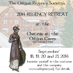 Regency Retreat 2014