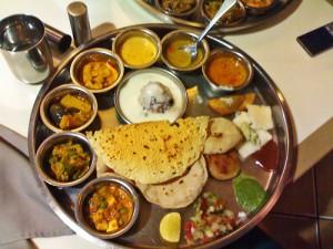 Indian fest food