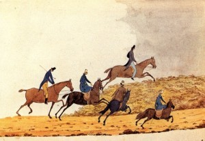 WRS Hunting with Horses and Hounds