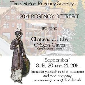 Regency Retreat 2014