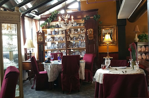 Olive Branch Interior