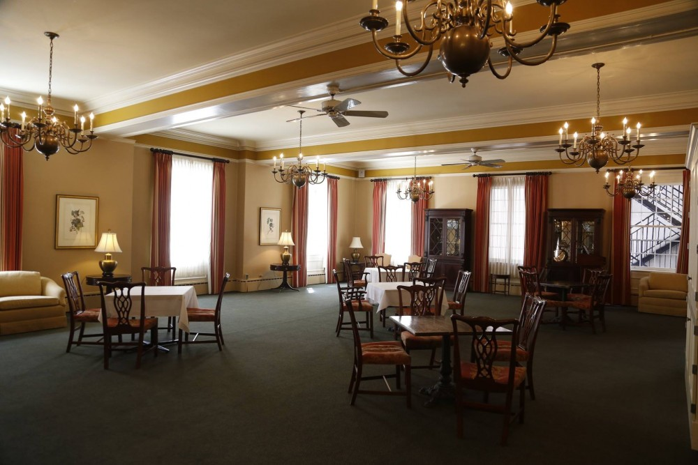 Women's University Club Gold Room
