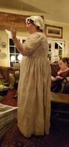 Ruth teaching history